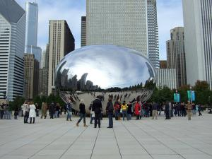 """Cloud Gate"", Chicago"